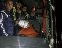 SİLAHLI SALDIRI - Fenerbahçe'ye yapılan saldırıda çarpıcı gerçek