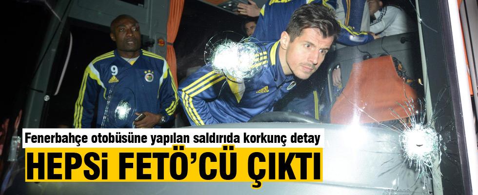 Fenerbahçe'ye yapılan saldırının detayları
