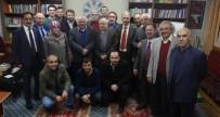 KAPITALIZM - Feridun Andaç TYB Erzurum Şubesinin Konuğu Oldu