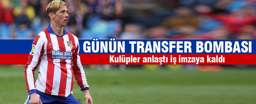 Fernando Torres Türkiye'ye geliyor