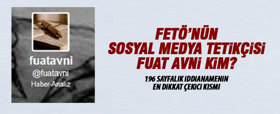 'Fuat Avni hesabının kurucusu Said Sefa'