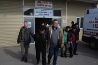 CINAYET - Gaziantep'teki Cinayetin Zanlıları Cerablus'ta Yakalandı