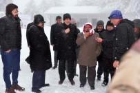 MEHMED ALI SARAOĞLU - Gediz Muratdağı'nda Kayak Sezonu Açıldı