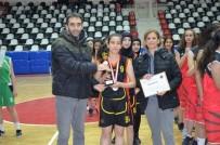 TURGUT ÖZAL - Gençler Basketbol Müsabakaları Sona Erdi