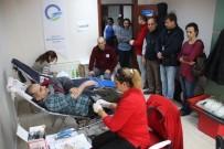 ÇANAKKALE BOĞAZı - GESTAŞ Personeli Kan Bağışında Bulundu
