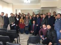 MESLEKİ EĞİTİM - Giresun Sigorta Acenteleri Derneği Kongresi Yapıldı
