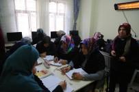 ERTUĞRUL GAZI - Haliliye Belediyesinden Kadın İstihdamına Büyük Destek