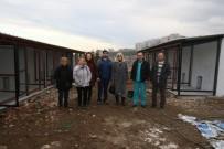 HAYVAN HAKLARı FEDERASYONU - Hayvanseverlerden Rehabilitasyon Merkezine Tam Not