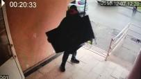 PLAZMA TELEVİZYON - Hırsızlık Zanlıları Kameralara Takıldı