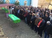 CENAZE - İzmir'deki Cinayetin Kurbanları Toprağa Verildi