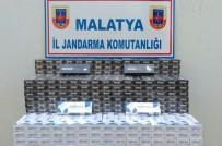 İŞÇİ SERVİSİ - Jandarma Kaçakçılara Göz Açtırmıyor