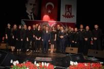 SELIM YAĞCı - 'Kahramanlara Ağıt Gecesi' İle Şehitler Anıldı