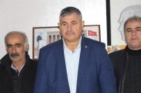 AHMET AYDIN - Kahta Ziraat Odasından TBMM Başkanvekili Aydın'a Destek