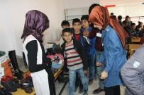 ADNAN MENDERES ÜNIVERSITESI - 'Köy Okullarına Destek Ekibi'nden, Göçeri İlkokulu'na Yardım