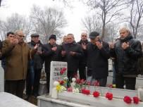 CAMİİ - Mahmut Tunaboylu Kabri Başında Anıldı