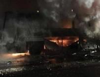 AFRIKA - Bombalı araçla saldırı: 35 asker öldü