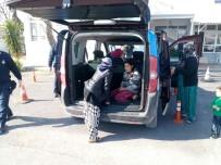 BÜYÜKŞEHİR BELEDİYESİ - Manavgat'ta Dilenci Operasyonu