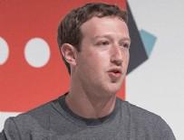 FACEBOOK - Mark Zuckerberg sanal gerçeklik projesi davasında ifade verdi