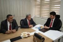 MEHMET ÖZTÜRK - Meclis Üyelerinden Yeni Atanan Kaymakam'a Ziyaret