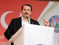 KAMU GÖREVLİSİ - Memur-Sen Genel Başkanı Yalçın'dan Anayasa Sürecine Destek