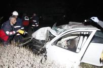 TıP FAKÜLTESI - Mersin'de Trafik Kazası Açıklaması 1 Ölü