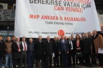 PARTİ YÖNETİMİ - MHP Ankara İl Başkanlığından Kan Bağışı