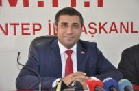 GEÇMİŞ OLSUN - MHP Gaziantep İl Başkanı Muhittin Taşdoğan Gündemi Değerlendirdi