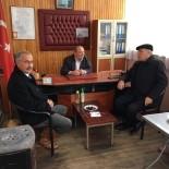 ERSOY ARSLAN - Muhtarlıklar Dairesi'nden Saruhanlı'da İnceleme