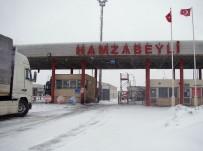 BULGAR - Nakliyeci Firmalara 'Kar' Uyarısı