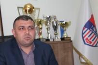EYÜPSPOR - Niğde Belediyespor Kulüp Başkanı Yakup Yerlikaya;