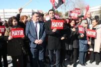 ÖMER HALİSDEMİR - Niğde CHP 'Ayağa Kalkıyoruz' Sloganıyla Meydanlarda