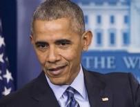 Bırakmasına saatler kala Obama'dan flaş karar
