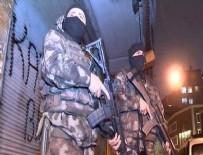 ZIRHLI ARAÇLAR - Okmeydanı'nda terör operasyonu