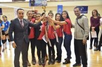 ATATÜRK - Okul Sporları Voleybol Müsabakaları Sona Erdi