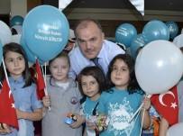 PAMUKKALE - Pamukkale Belediyesi Çocukları Unutmadı