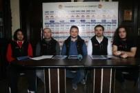 FEDERASYON BAŞKANI - Paten Pisti Yok Ama Uluslararası Maça Ev Sahipliği Yapacak