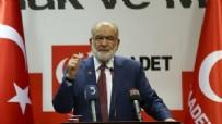 SAADET PARTISI GENEL BAŞKANı - Saadet Partisi'nden anayasa değişikliğine 'hayır'