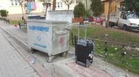 CAMİİ - Samsun'da Şüpheli Valiz Alarmı