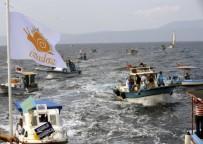 ORKİNOS - Seferihisar'da Yine Balık Çiftliği Krizi