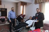 ŞEKER FABRİKASI - Şeker Fabrikası Çalışanları Kan Bağışında Bulundu