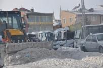 Selim Belediyesi'nin Karla Mücadelesi Devam Ediyor