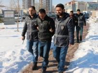 VİRANŞEHİR - Sivas'ta Telefon Dolandırıcıları Yakalandı