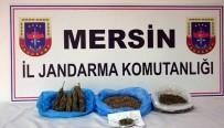 UYUŞTURUCU TİCARETİ - Tarsus'ta Uyuşturucu Operasyonu