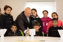MOBİL UYGULAMA - Terzioğlu Açıklaması 'Suriyeliler Yeni Hayatlarına Turkcell'le Uyum Sağlıyor'