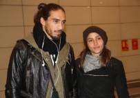 ATATÜRK - Trabzonspor'un Yeni Transferi Caceres İstanbul'a Geldi
