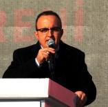 ASGARI ÜCRET - Turan; 'Yeni Kanunla Esnafımız Ekonomik Açıdan Güçlenecek'