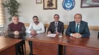 ALIŞVERİŞ MERKEZİ - Türk Eğitim-Sen 1 Nolu Şube Başkanı Ali Benli Açıklaması