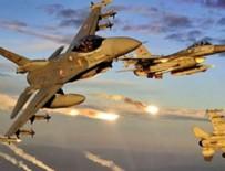 KANDIL - Türk jetleri Kandil'i yerle bir etti