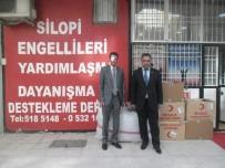 ENGELLİ AİLE - Türk Kızılayı'ndan Engellilere Yardım