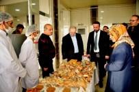 TARAFSıZLıK - Tuşba'da 'Beyaz Bayrak Güvenli Gıda Başarı Belgesi' Dağıtımı